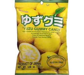 Kasugai, Gummy Yuzu 3.59oz
