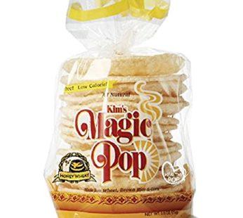 Kim's Magic Pop Honey Wheat, 3 oz