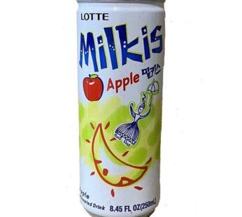 Lotte, Milkis Drink Can Apple 8.45fl.oz (30) SRP2.59