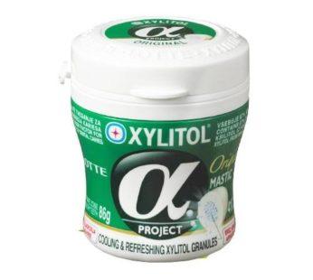 Lotte, Xylitol Alpha Gum ORIGINAL 3.03oz
