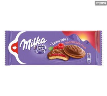 Milka, Choco Dessert Raspberry Jelly 5.19oz