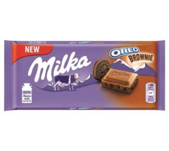 Milka, OREO BROWNIE 3.5oz