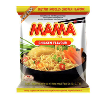 Mama, Oriental Style Instant Noodle Chicken 3.17oz