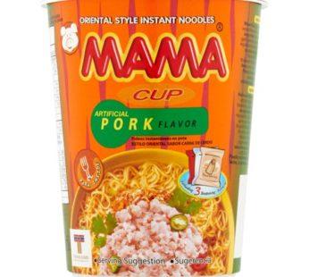 Mama, Oriental Style Instant Noodle Cup Pork 2.47oz