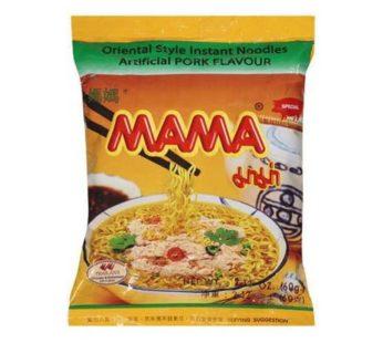 Mama, Oriental Style Instant Noodle Pork 3.17oz