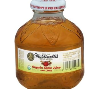 Martinelli's, Organic Apple Juice