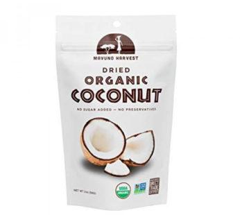 Mavunoharvest, Organic Dried Coconut 2oz