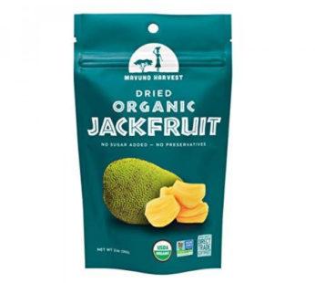 Mavunoharvest, Organic Dried Jackfruit 2oz