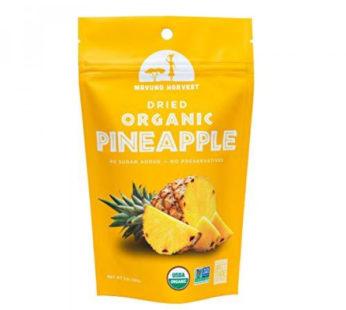Mavunoharvest, Organic Dried Pineapple 2oz