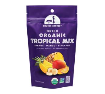 Mavunoharvest, Organic Dried Tropical Mix 2oz