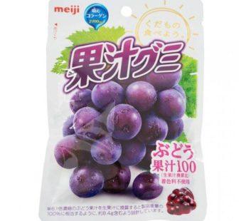 Meiji, Fruit Gummy Grape