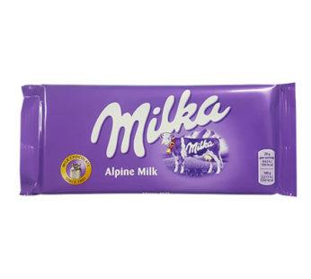 Milka, Alpine Milk 3.52oz