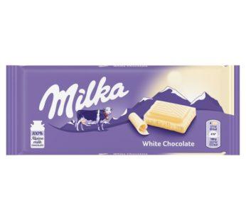 Milka, White 3.52oz