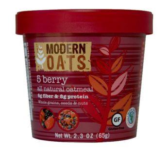 Modern Oats, Oatmeal 5 Berry