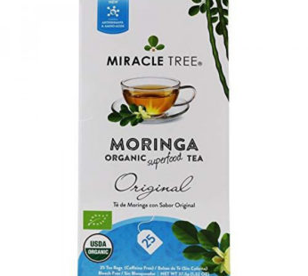 Moringa, Organic Superfood Tea Original 1.2oz