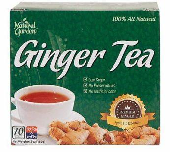 Natural Garden, Ginger Tea 6.3oz