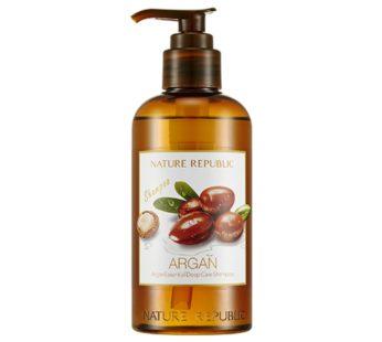 Nature Republic, Argan Essential Deep Care Shampoo