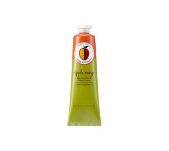 Nature Republic, Hand Cream Apple Mango 1.01fl, oz
