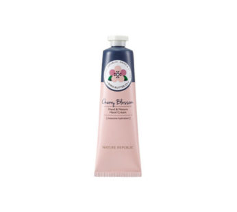 Nature Republic, Hand Cream Cherry Blossom 1.01fl, oz