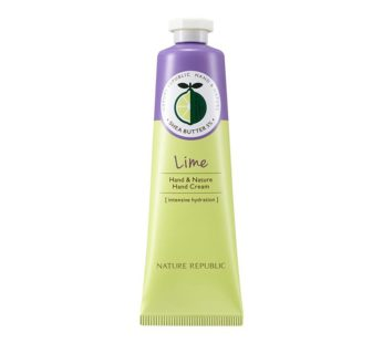 Nature Republic, Hand Cream Lime 1.01fl, oz