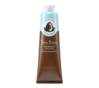 Nature Republic, Hand Cream Shea Butter 1.01fl, oz