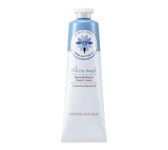 Nature Republic, Hand Cream White Musk 1.01fl, oz