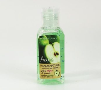 Nature Republic, Hand Sanitizer Gel Apple 1.01fl, oz