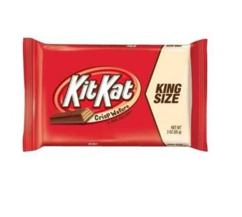 Nestlé, Kit Kat Bar King Size 3oz