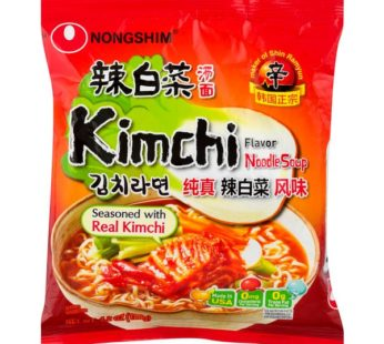 Nongshim, Kimchi Ramen 4.2oz