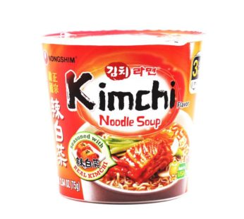 Nongshim, Kimchi Ramen Cup 2.64oz