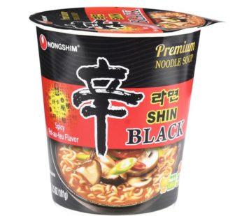 Nongshim, Shin Black Premium Noodle Soup Cup 3.5oz