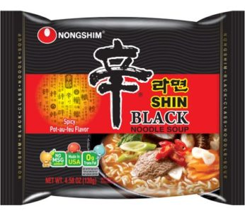 Nongshim, Shin Ramen Black 4.58oz