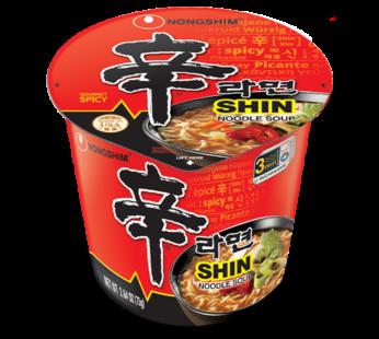 Nongshim, Shin Ramen Cup 2.64oz