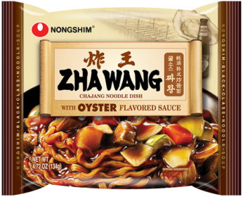 Nongshim, Zhawang Oyster Flavored Sauce 4.72oz