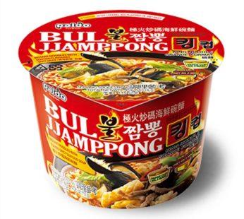 Paldo, King Cup Buljamppong Seafood Ramen 4.06oz
