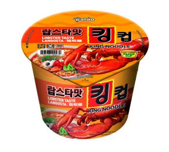 Paldo, King Cup Lobster Ramen 3.88oz