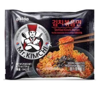 Paldo, Mr. Kimchi Stir Fried Kimchi Ramen 4.73oz