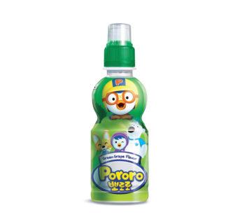 Paldo, Pororo Drink Green Grape Flavor 7.95fl.oz (24) SRP1.99
