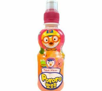 Paldo, Pororo Peach 7.95fl.oz