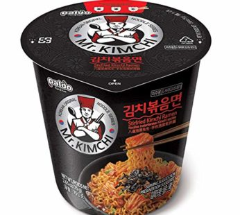Paldo, Stir Fried Kimchi Ramen Cup 2.65oz