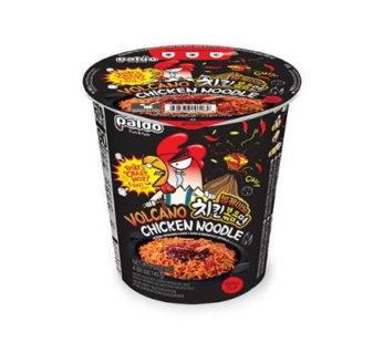 Paldo, Volcano Chicken Noodle Cup 2.47oz