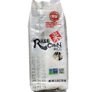 Rhee Chun, Rice 5lb
