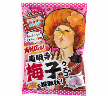 Ribon, Sour Plum Candy 2.40oz