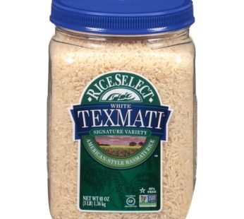 Rice Select, White Texmati Signature Variety 32oz