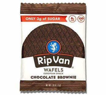 Rip Van, Wafels Chocolate Brownie 1.16oz