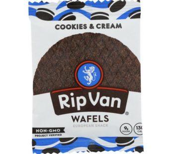 Rip Van, Wafels Cookie & Cream 1.16oz