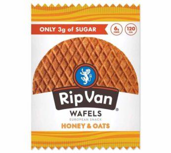 Rip Van, Wafels Honey & Oats 1.16oz