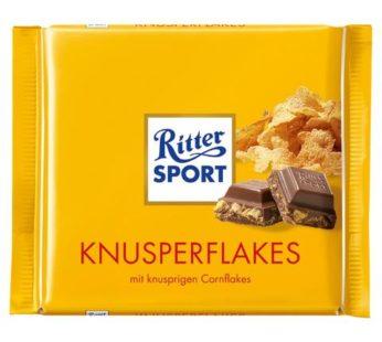 Rittersport, Knusper Flakes 3.52oz
