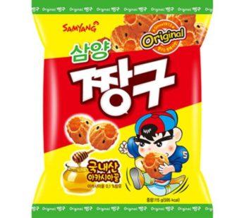 Samyang, Changgu Honey Dipped Snack 4.05oz