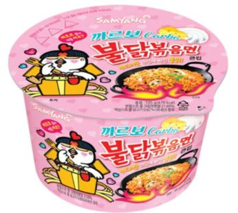 Samyang, Hot Chicken Ramen Big Bowl Carbo 3.74oz